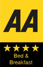 aa bed and breakfast logo