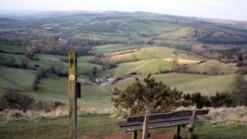 Malvern View B&B – the finest view in the Cotswolds